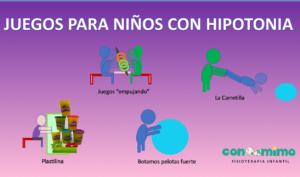 juegos hipotonia